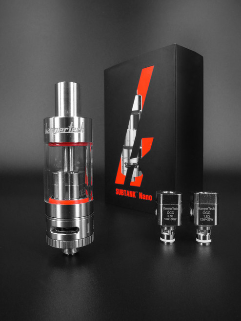 Kanger Subtank Nano with Box and Coils