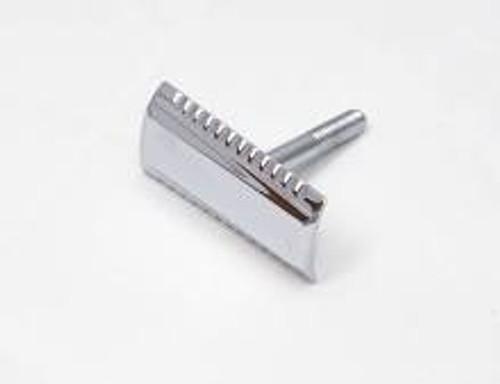 Merkur - Razor Part - Top Plate, Slant, Pol Chrome (fits razor models: 37/39)