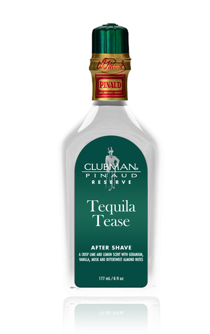 Clubman Reserve -Tequila Tease After Shave Lotion, 6 oz