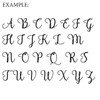 FAIRYBELLS Uppercase Letters WS