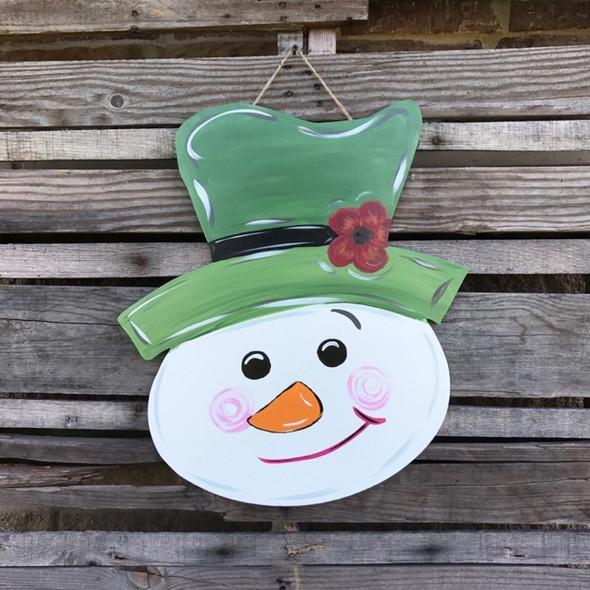 Snowman Head WS