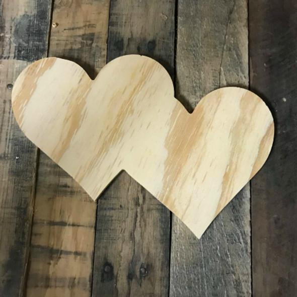 Double Heart Pine WS