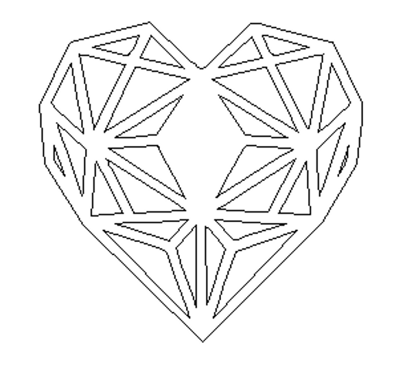 Geo Heart WS