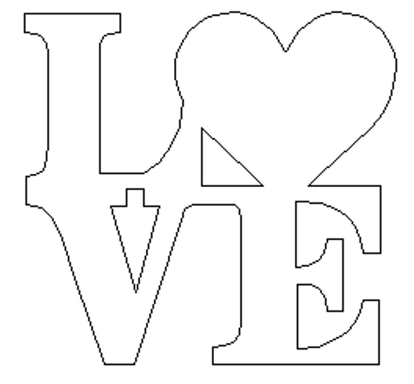 Love With Heart Sign WS