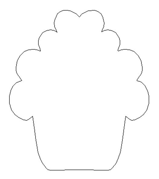 Heart Cupcake WS