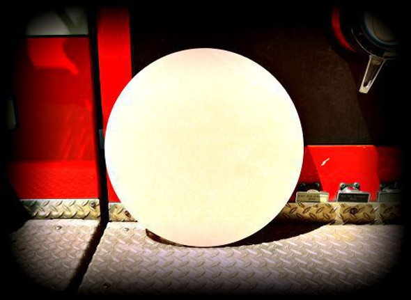 """CLEARANCE 16"""" Circle, Plain MDF Wooden Circle, Discounted, Limited Quantity WS"""