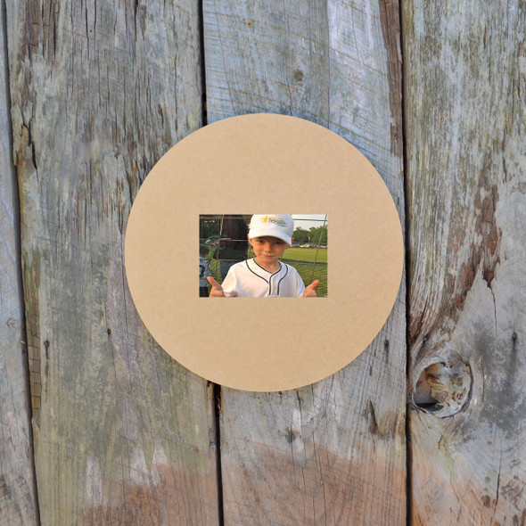 Circle Picture Frame WS
