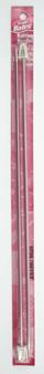"Susan Bates Silvalume 2-Pack 14"" Single Point Knitting Needles (Size US 7 - 4.5 mm)"