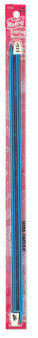 "Susan Bates Silvalume 2-Pack 14"" Single Point Knitting Needles (Size US 8 - 5 mm)"