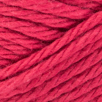 Red Heart Coral Scrubby Smoothie Yarn (4 - Medium)