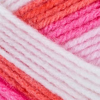 Red Heart Princess Bunches Of Hugs Yarn (4 - Medium)