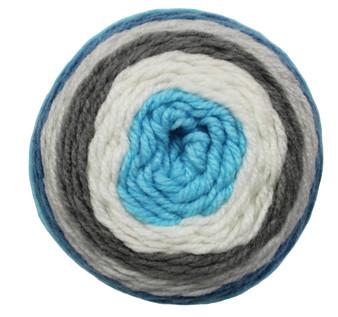 Bernat Blue Streak Pop Yarn (4 - Medium)