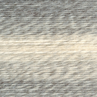 Lion Brand Cream/Silver Scarfie Yarn (5 - Bulky)