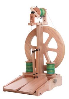 Kiwi Spinning Wheel 3 by Ashford