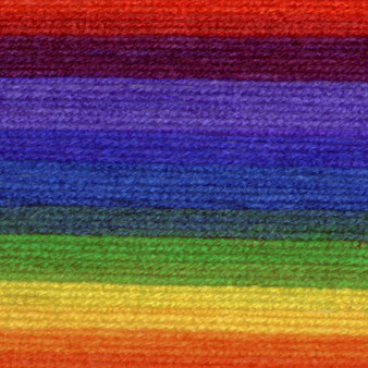 Lion Brand Rainbow Falls Mandala Baby Yarn (3 - Light)