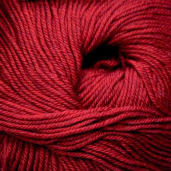 Cascade Christmas Red Heather 220 Superwash Yarn (3 - Light)