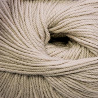 Cascade Feather Grey 220 Superwash Yarn (3 - Light)