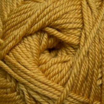 Cascade Golden Yellow 220 Superwash Merino Wool Yarn (3 - Light)