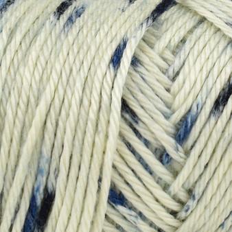 Blue Gingham Simply Soft Speckle Yarn (4 - Medium) by Caron
