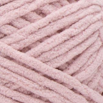 Bernat Tan Pink Blanket Yarn - Big Ball (6 - Super Bulky)