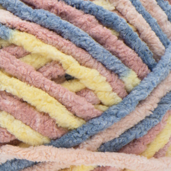 Bernat Pink Lagoon Blanket Yarn - Big Ball (6 - Super Bulky)