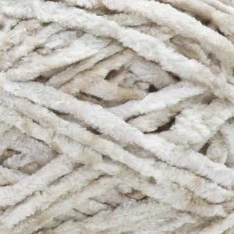 Bernat Cream Crushed Velvet Yarn (5 - Bulky)