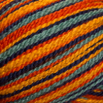 Cascade Bold Mix Fixation Sprayed Yarn (3 - Light)