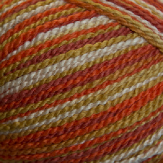 Cascade Wild Mix Fixation Sprayed Yarn (3 - Light)