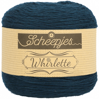 Scheepjes Blueberry Whirlette Yarn (1 - Super Fine)