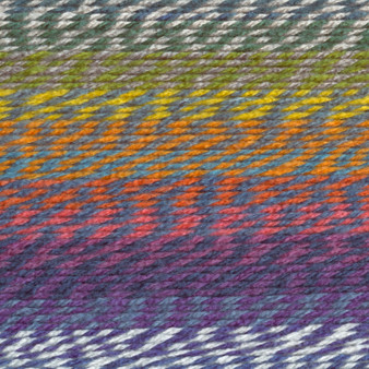 Lion Brand Dice Mandala Tweed Yarn (4 - Medium)