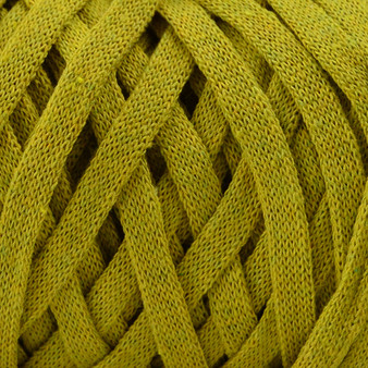 Hoooked Yarn Spicy Ocre Ribbon XL Yarn (6 - Super Bulky)