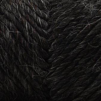 Brown Sheep Yarn Deep Charcoal Lamb's Pride Bulky Yarn (5 - Bulky)