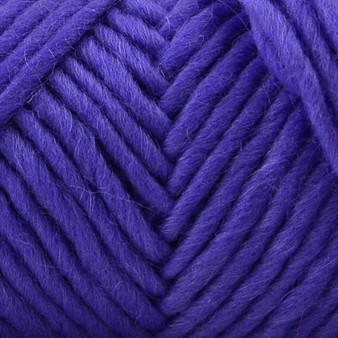 Brown Sheep Yarn Supreme Purple Lamb's Pride Bulky Yarn (5 - Bulky)