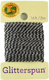 Lion Brand Mica Glitterspun Yarn (3 - Light)