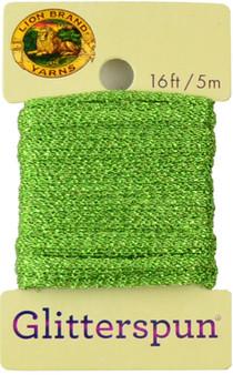 Lion Brand Peridot Glitterspun Yarn (3 - Light)
