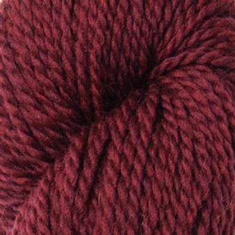 Blue Sky Fibers (aka Blue Sky Alpaca) Cranberry Compote Woolstok Yarn (4 - Medium)