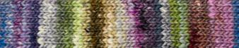 Noro #15 Purple, Green, Brown Ito Yarn (4 - Medium)