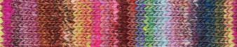 Noro #16 Pink, Brown, Blue Ito Yarn (4 - Medium)