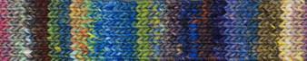 Noro #21 Blue, Purple, Orange Ito Yarn (4 - Medium)