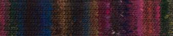 Noro #24 Pink, Brown, Blue Ito Yarn (4 - Medium)