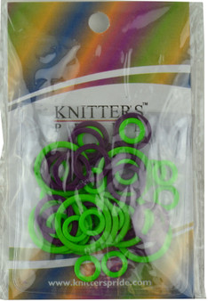 Knitter's Pride 50-Pack Stitch Ring Markers