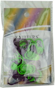Knitter's Pride 30-Pack Locking Stitch Markers