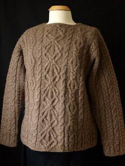Celtic Dreams Sweater - Downloadable Pattern