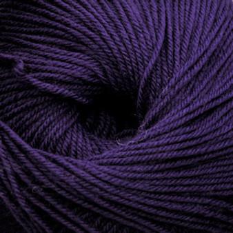 Cascade Royal Purple 220 Superwash Yarn (3 - Light)