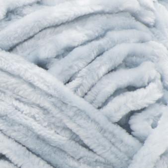 Bernat Softened Blue Velvet Yarn (5 - Bulky)