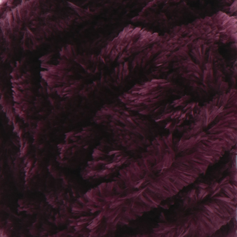 Bernat Burgundy Plum Velvet Plus Yarn (6 - Super Bulky)