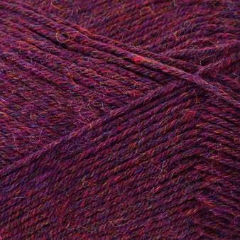 #06854 Cabernet Shine Regia 4-ply Uni Yarn (1 - Super Fine) by Regia