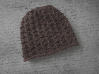 Sprout Hat - Downloadable Pattern