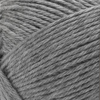 Red Heart Grey Heather Soft Yarn - Big Ball (4 - Medium)
