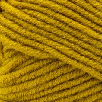 Lion Brand Honey Woolspun Yarn (5 - Bulky)